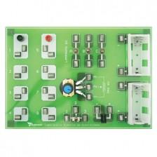 Placa para Ensaios de Circuitos Elétricos